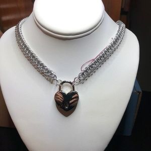 Handmade chainmaille Necklace